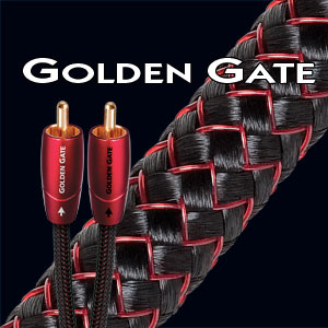 Audioquest Golden Gate RCA
