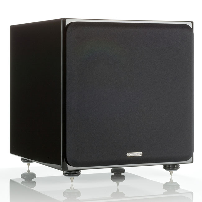 Monitor Audio Silver W12 HG Black/White