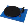 Pro-Ject Debut Carbon Blue 2M-Red