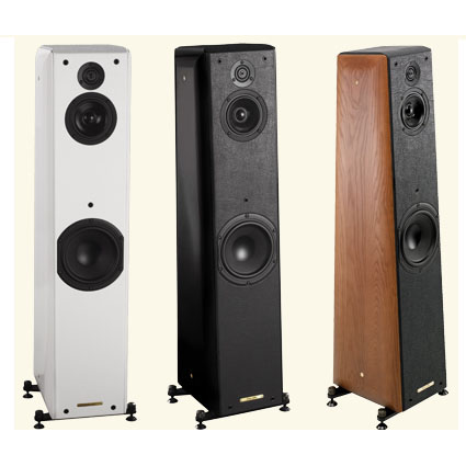 Sonus Faber Toy Tower Lacquer(Black,White,Wood)